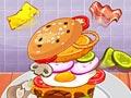Большой бургер