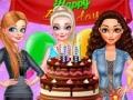 День рождения принцессы Диснея