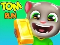 Том бежит за золотом