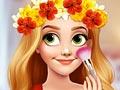 Цветочная корона для принцессы