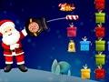 Санта стреляет по подаркам