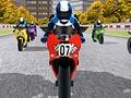 Скоростные мотогонки