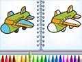 Раскраски самолетов