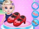 Модные туфли маленькой принцессы