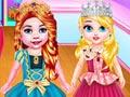 Малышка Тейлор: Косплей вечеринка принцесс