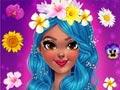 Весенний макияж богини