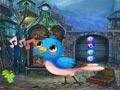 Побег поющей птицы