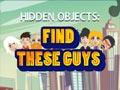 Найди этих ребят