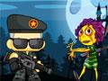 Зомби шутер 2Д