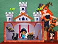 Замок принцесс на Хэллоуин