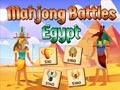Маджонг битва в Египте