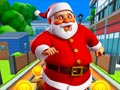 Санта бежит