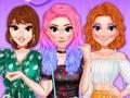 Цветочные костюмы